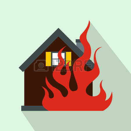 687 House Fire Damage Stock Illustrations, Cliparts And Royalty.