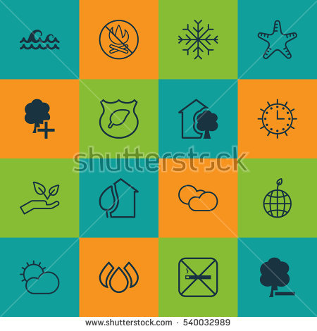 Summer Icon Set Hand Drawn Design Stock Vector 417944560.