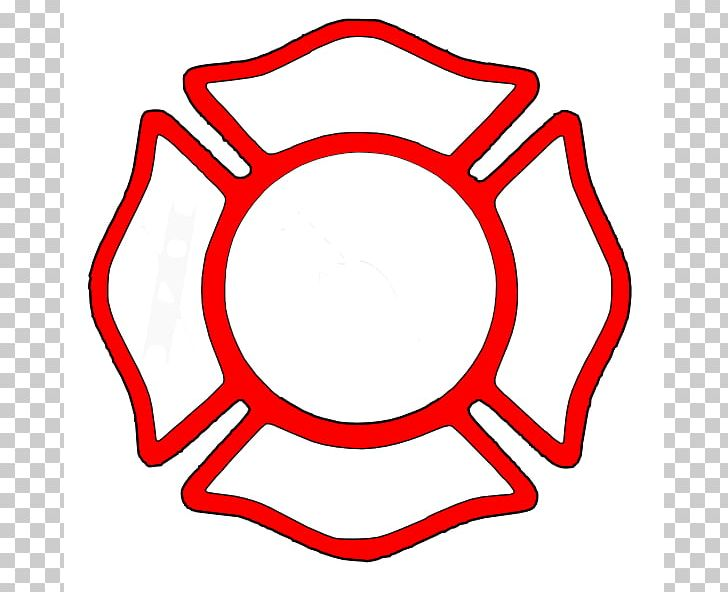 Firefighter Fire Department Maltese Cross PNG, Clipart, Area.