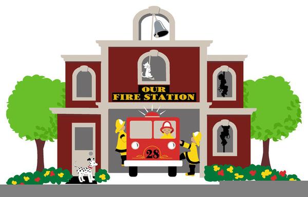 Fire Rescue Clipart.
