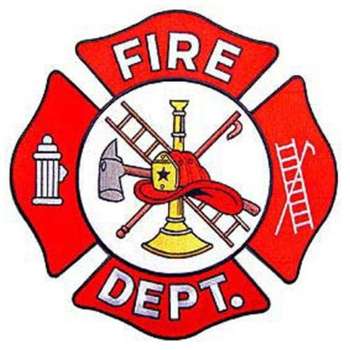 Free Fire Department Clipart.