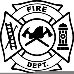 Volunteer Fire Dept Clipart.