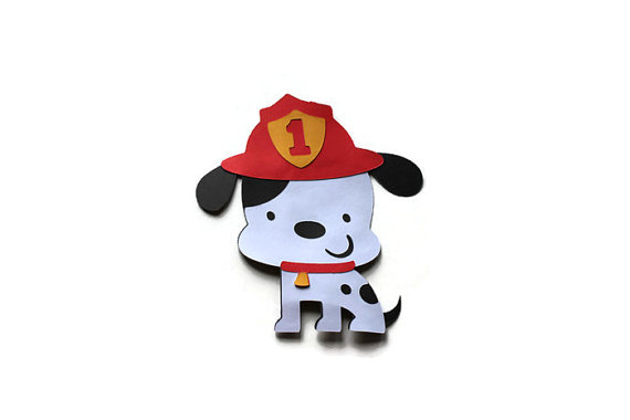 Fire dog clipart 3 » Clipart Station.