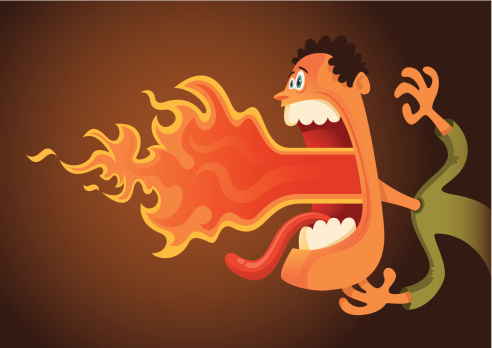 Fire Eater Clip Art, Vector Images & Illustrations.