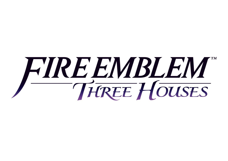 Fire Emblem: Three Houses Logo Has Been Updated.
