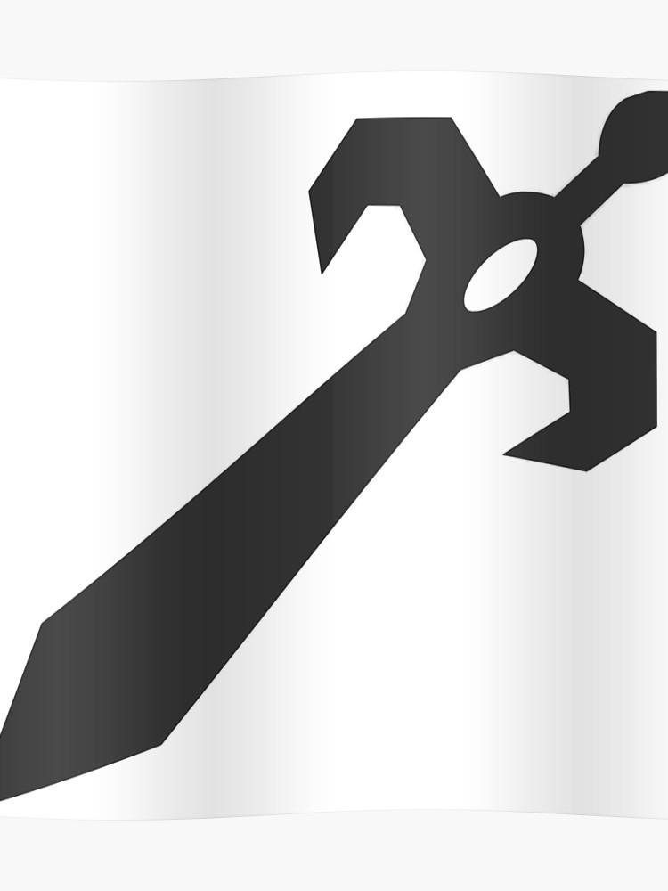 Fire Emblem Logo Sword.