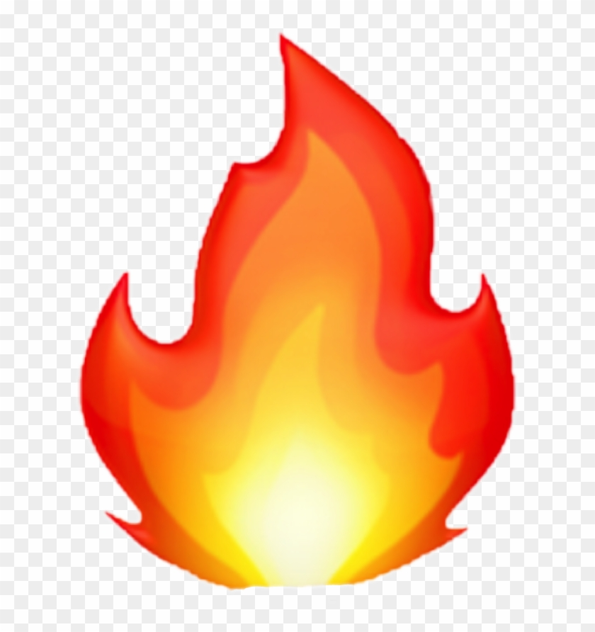 Fire Emoji Png.