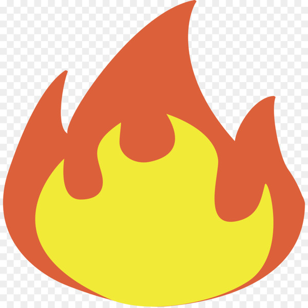 Emojipedia Fire Clip art.