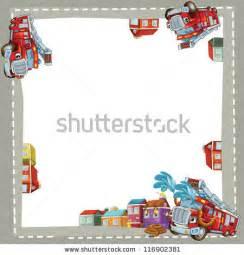 Similiar Fire Truck Border Clip Art Keywords.