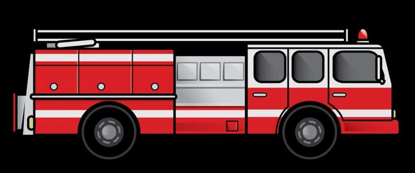 free to use amp public domain fire truck clip art High Quality.