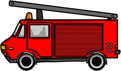 Free Fire Truck Clip Art Pictures.
