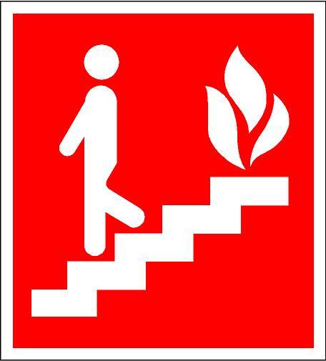 Fire escape clipart.