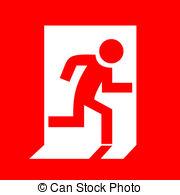 Fire exit Vector Clip Art EPS Images. 1,144 Fire exit clipart.