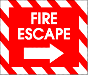 Fire Escape Clip Art at Clker.com.