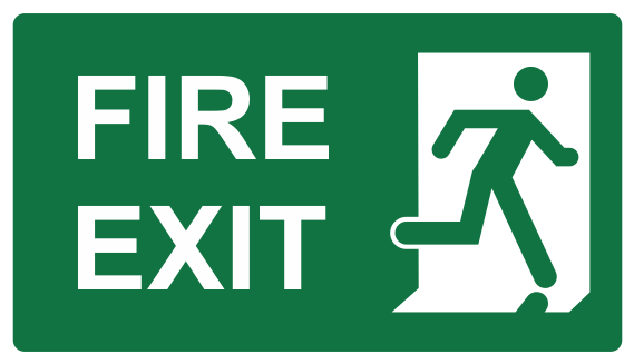Download Fire Exit.