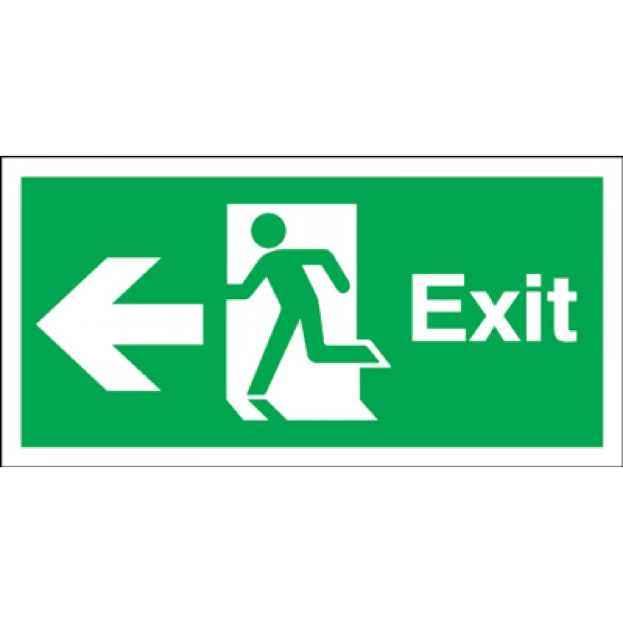 Free Fire Exit Sign, Download Free Clip Art, Free Clip Art.