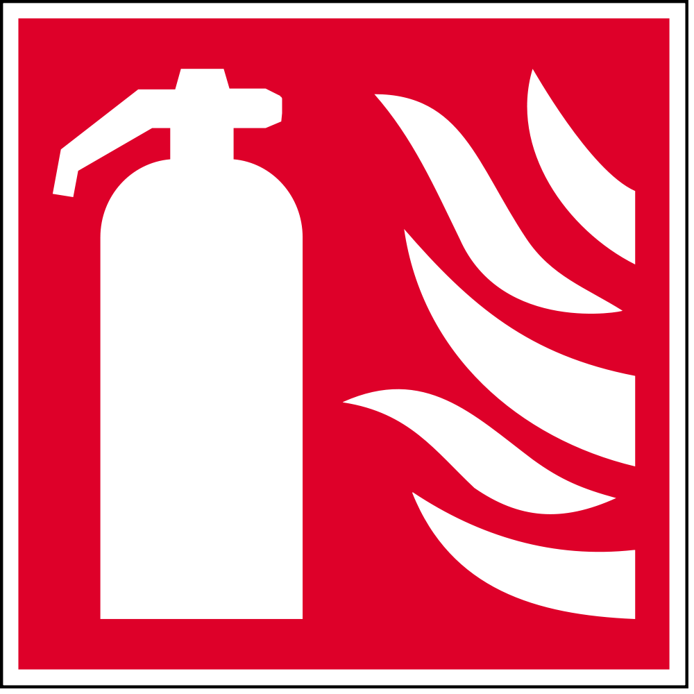 Fire Extinguisher Cliparts.
