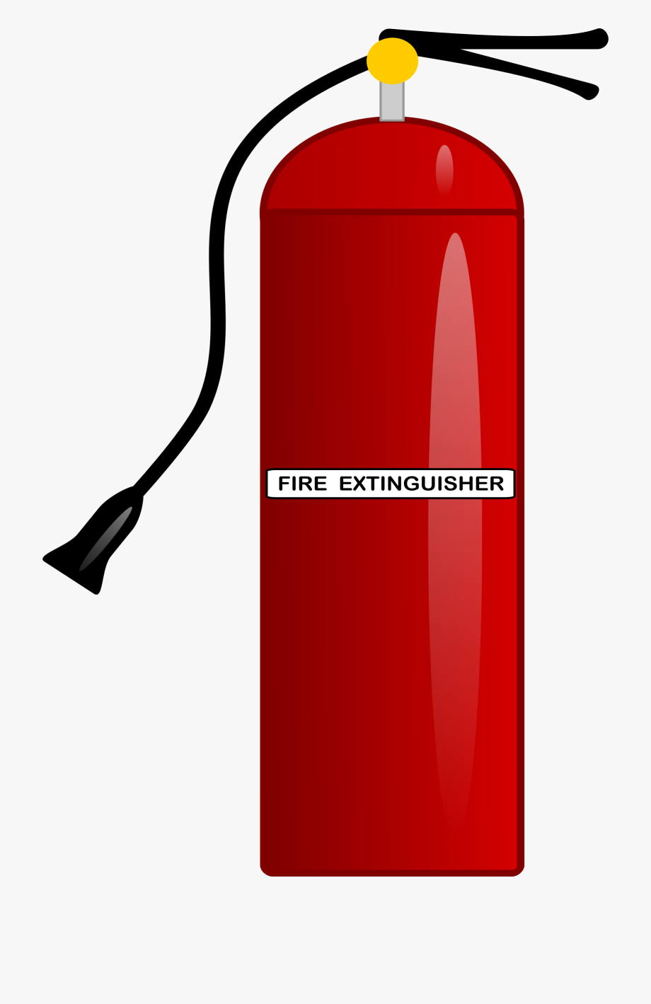 Extinguisher Png Transparent.