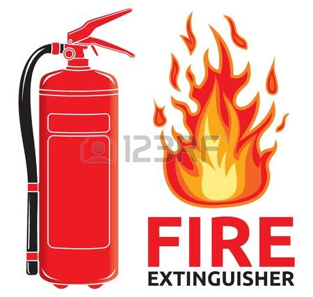 7,342 Fire Extinguisher Stock Vector Illustration And Royalty Free.