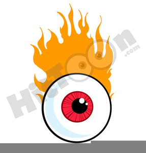 Clipart Picture Of An Eye.
