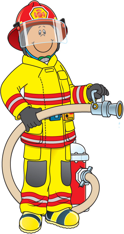Firefighter Clipart Png Clipground