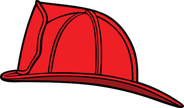 Firefighter hat clipart 2 » Clipart Station.