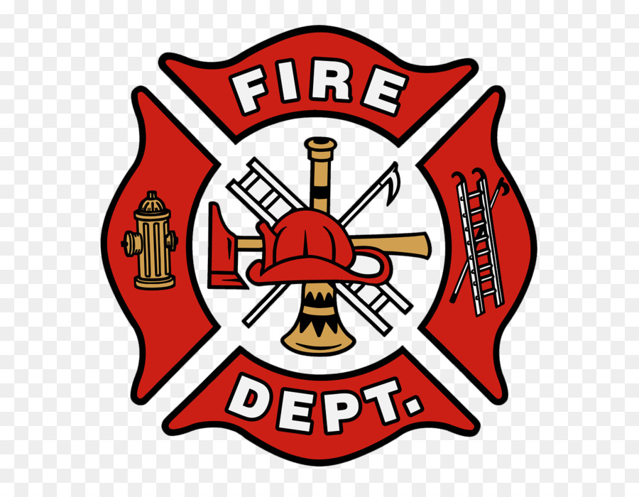 Fire Department Logo png download.