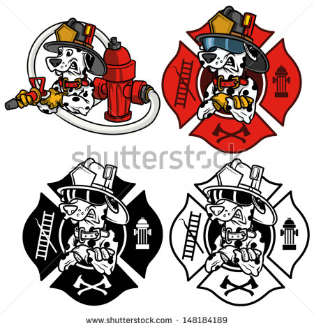 Fire Department Stock Images, Royalty.