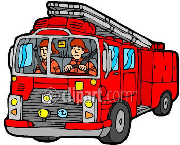 Car fire clipart.