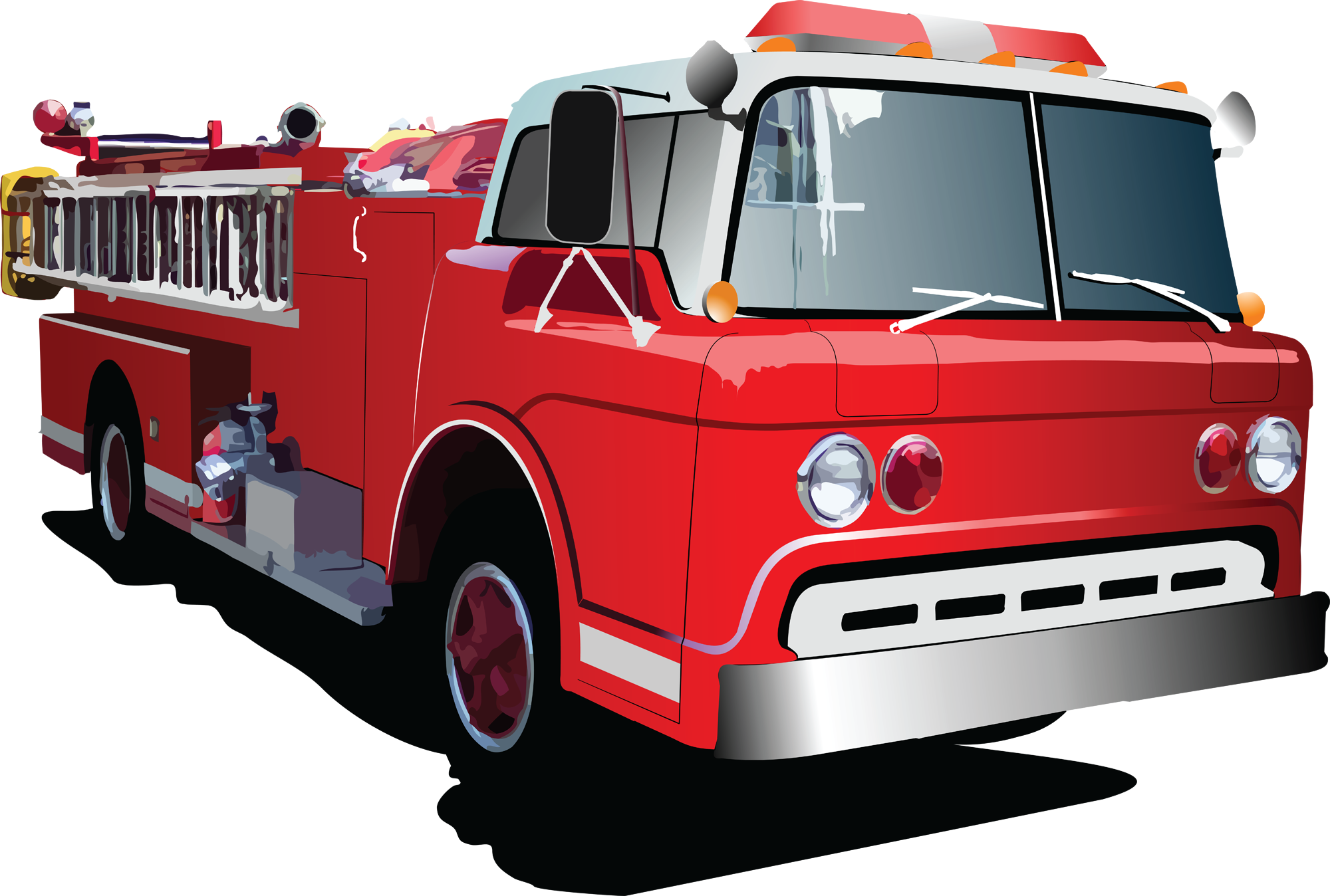 Fire Truck Clip Art & Fire Truck Clip Art Clip Art Images.