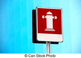 Stock Images of fire fighter water supply.