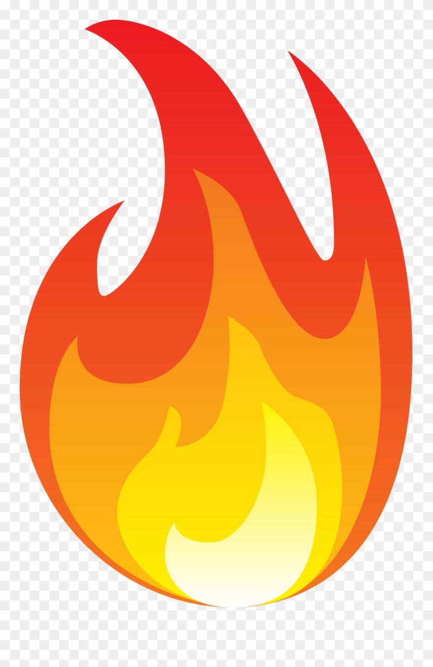Flames Clipart Fire Flames Clipart 4735683 Shop Of.