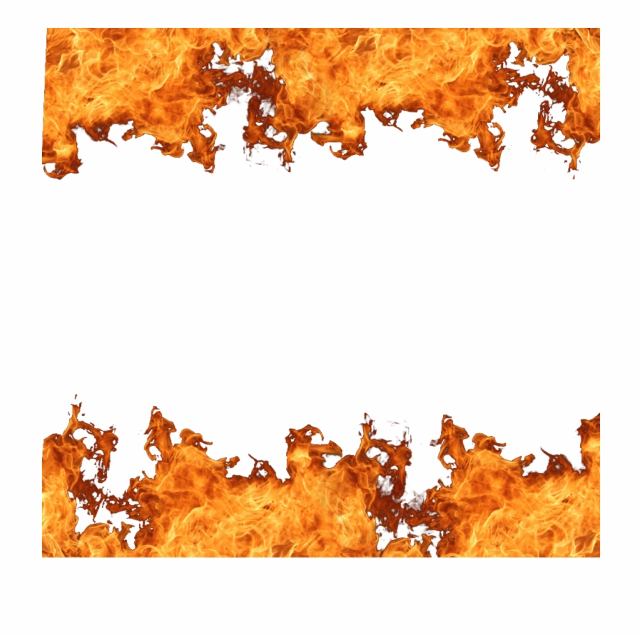 ftestickers #frame #borders #fire #flames.