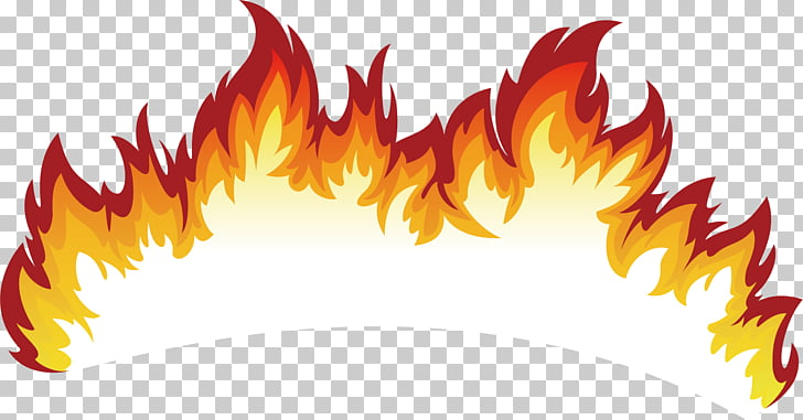 Stock photography Flame Illustration, A flame, red and.