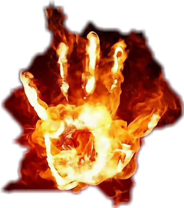 Clipart fire hand, Clipart fire hand Transparent FREE for.