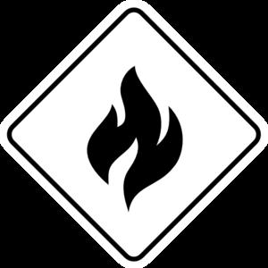 Fire Hazard Clip Art at Clker.com.