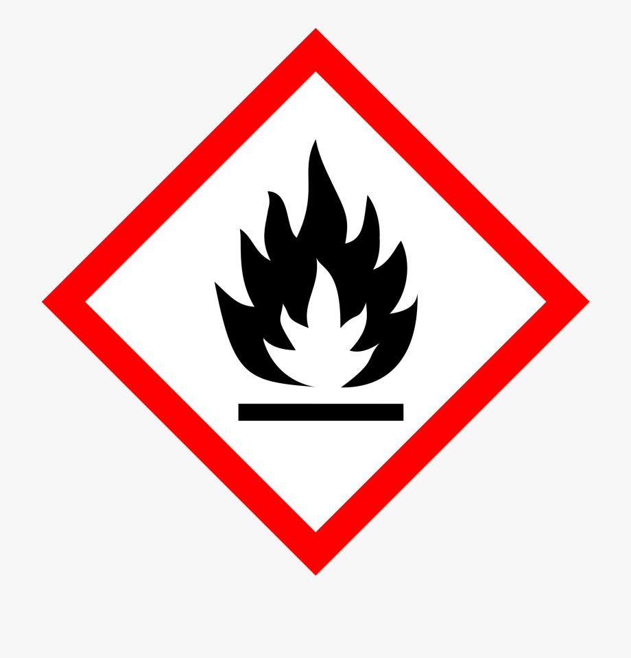 Fire Hazard Pictogram Warning Signs Pinterest Ⓒ.