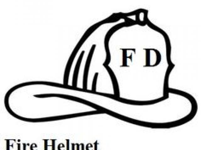 Fire Helmet Drawing at PaintingValley.com.