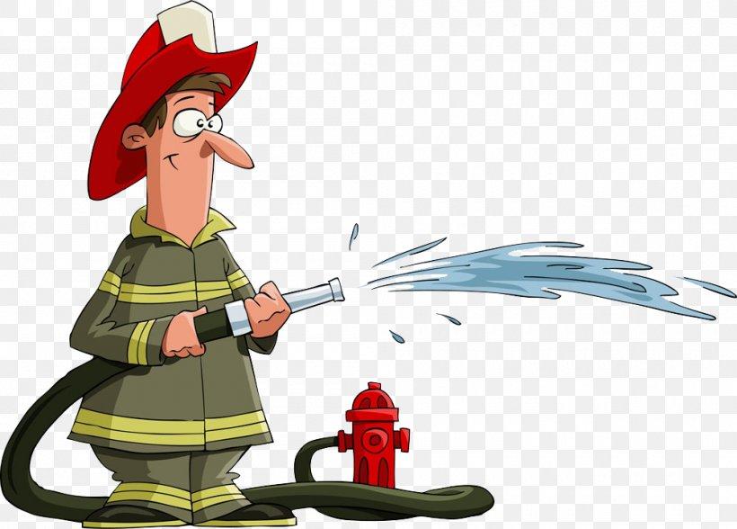 Firefighter Fire Hose Royalty.