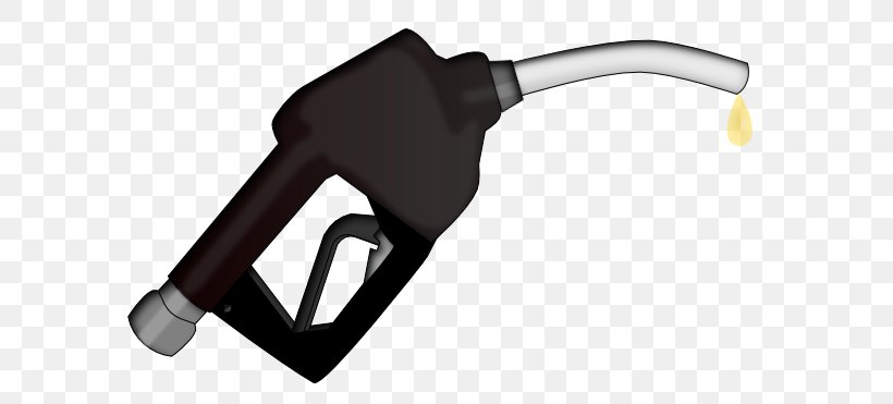 Fuel Dispenser Nozzle Gasoline Clip Art, PNG, 600x371px.