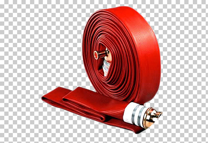 Fire hose Hose reel, fire PNG clipart.