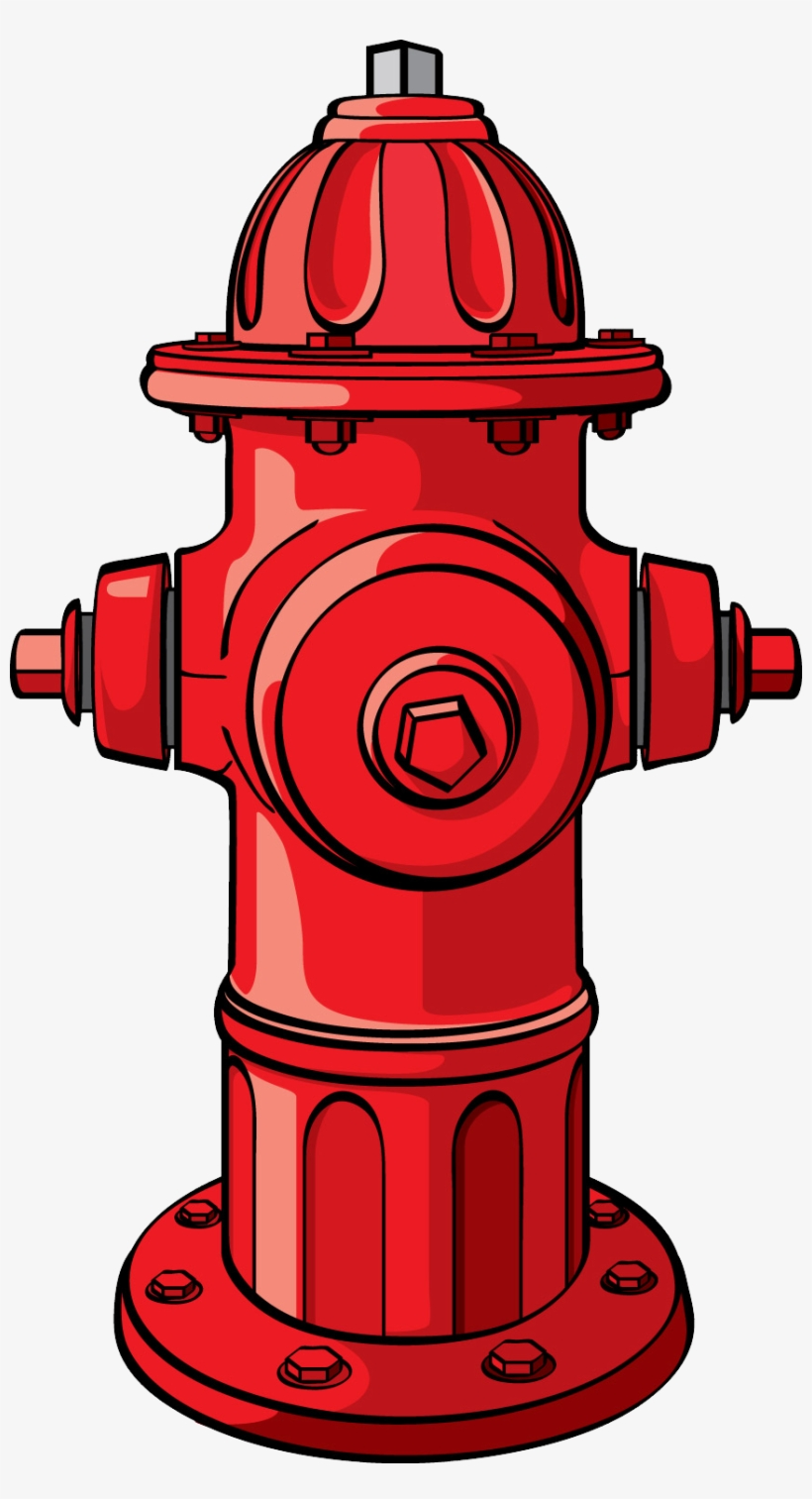 Fire Hydrant Png.