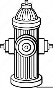 Clip Art Fire Hydrant Clipart.