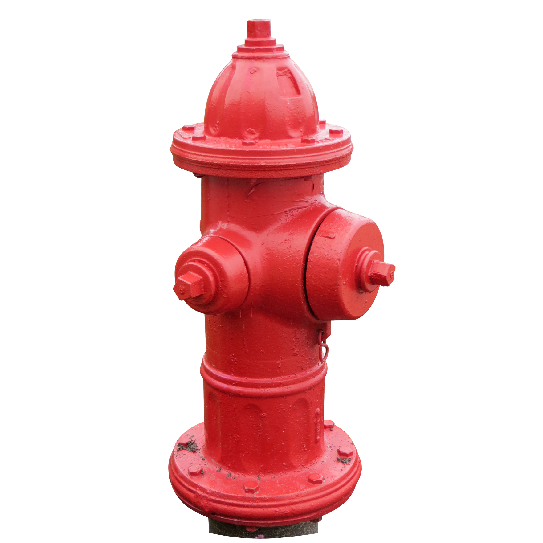 Fire Hydrant PNG Image.