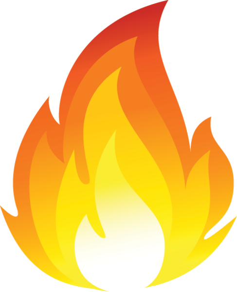 Fire Icon Png #168290.