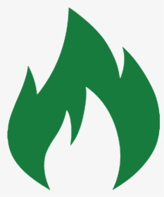 Flames Clipart Green Fire.