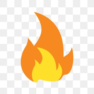 Fire Icon PNG Images.