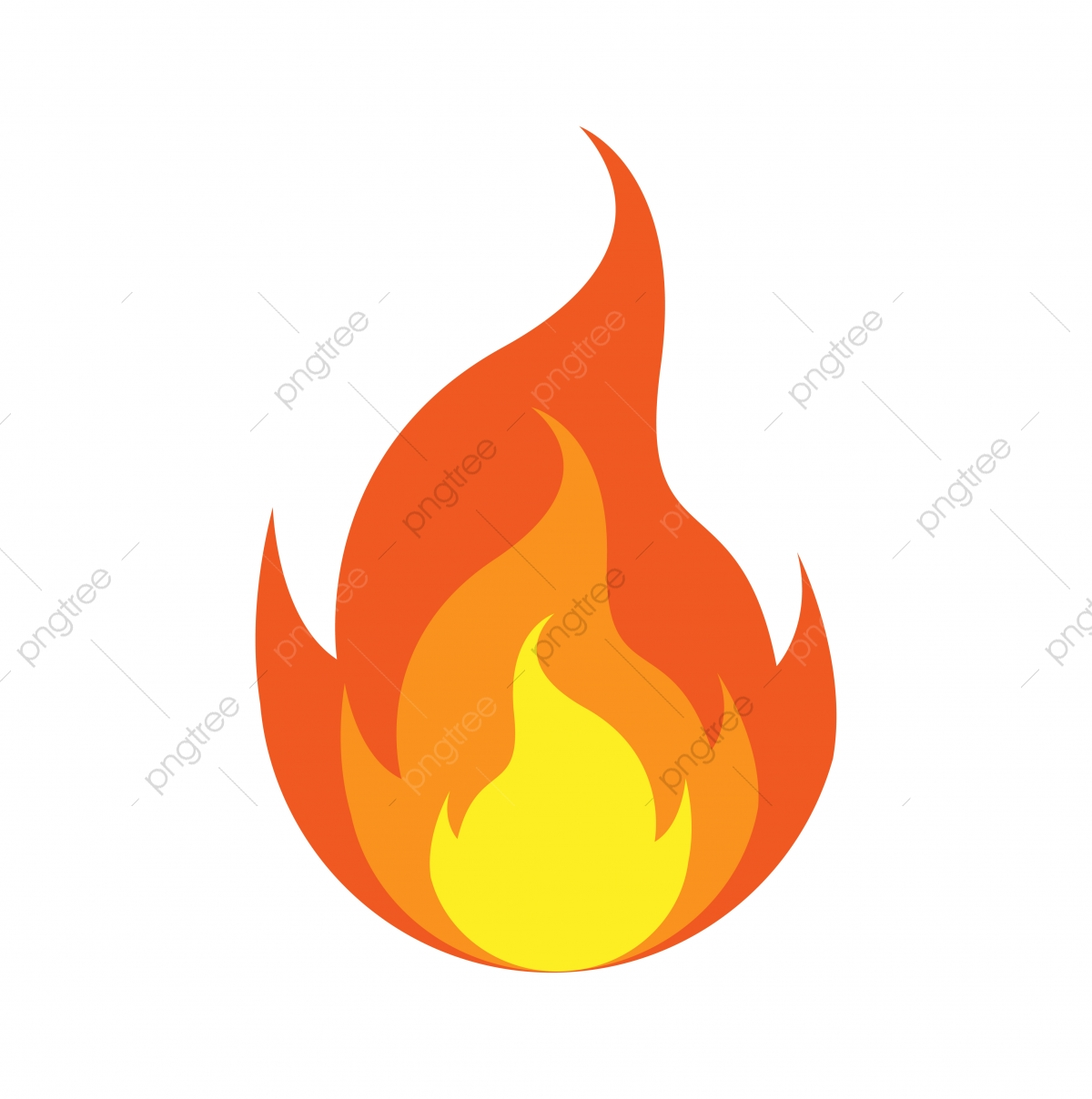 Fire Logo Icon Design Template Vector, Symbol, Fire, Icon PNG and.
