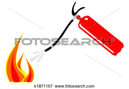 Fire extinguisher Clip Art and Illustration. 3,132 fire.