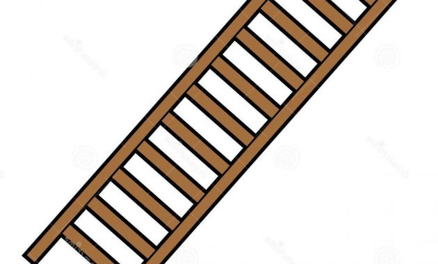 Collection of Ladder clipart.